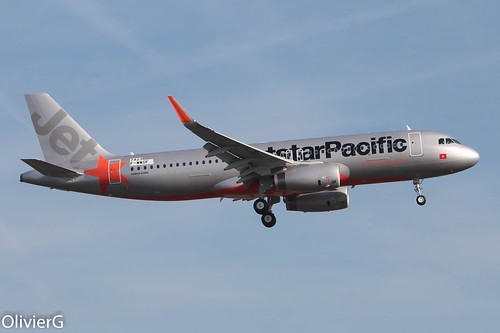 Jetstar pacific airlines delivered a320 family archive a320 232sl jetstar pacific airlines f wwdf vn a567 msn 7423 sciox Images
