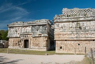 Εικόνα από Chichen Itzá κοντά σε San Felipe Nuevo. 2017 mexico yucatan january winter mayan chichenitza ruins mexique estadosunidosmexicanos thenunnery edificiodelasmonjas mexiko 墨西哥