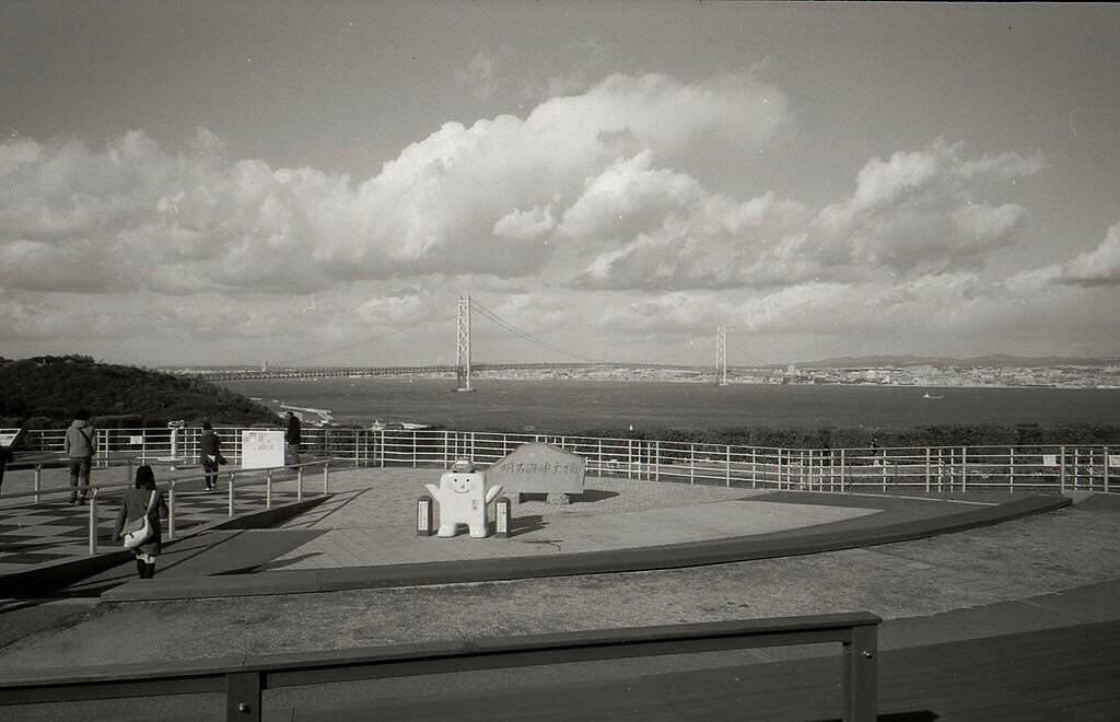 #明石海峡大橋 #淡路島