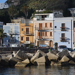 Sicile - Salina (Les îles Éoliennes)