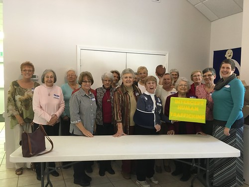 United Methodist Women, South Baldwin, Alabama-West Florida Conference, taking a