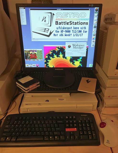 HP-9000 712/100 running NEXTSTEP 3.3