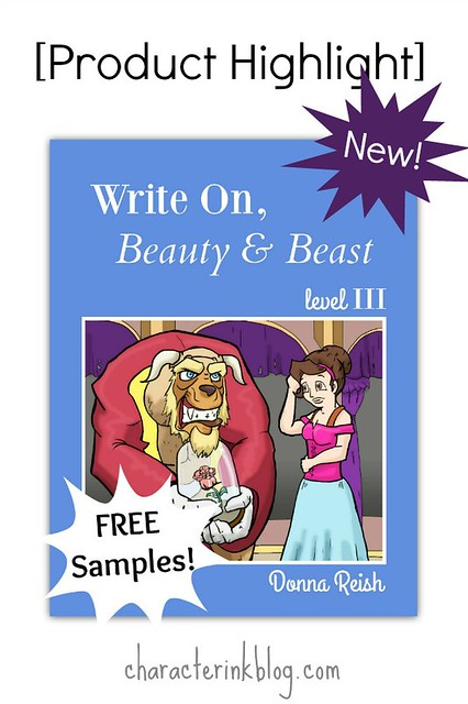 Write On, Beauty and Beast III Up at Stores!