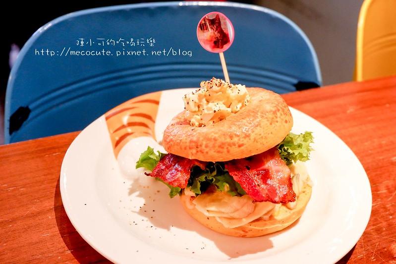 MinouMinou,公館早午餐,美食 @陳小可的吃喝玩樂