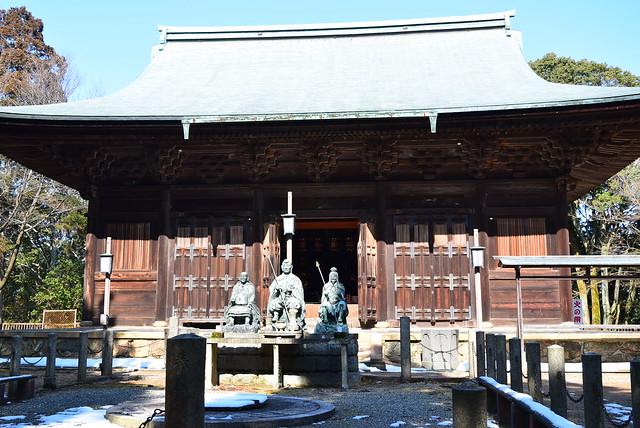 上醍醐寺五大堂