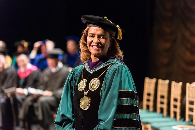 PBSC President Ava L. Parker, J.D. Presidential Investiture Ceremony