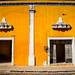 Calle 41 in Colonial City of Valladolid Mexico