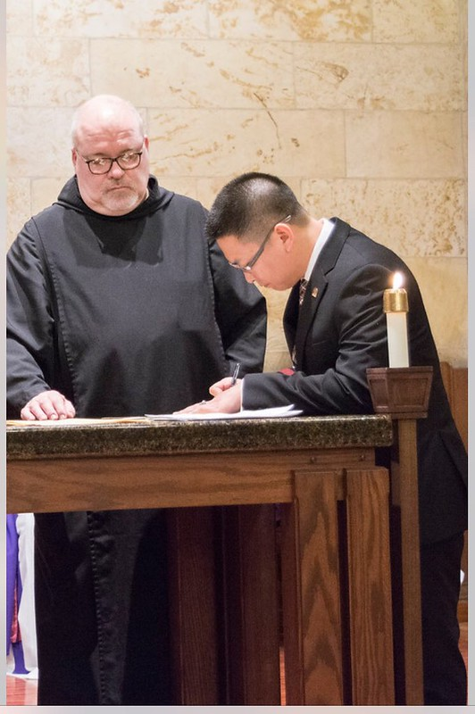 Profession of Faith and Oath of Fidelity