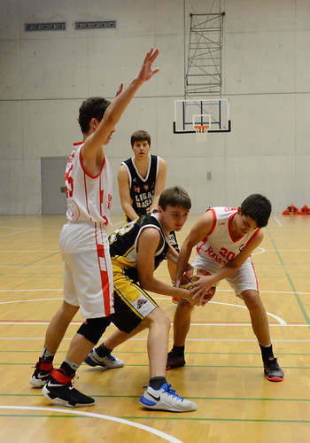 Petite Finale Sam CPE - Lugano Tigers U16  10