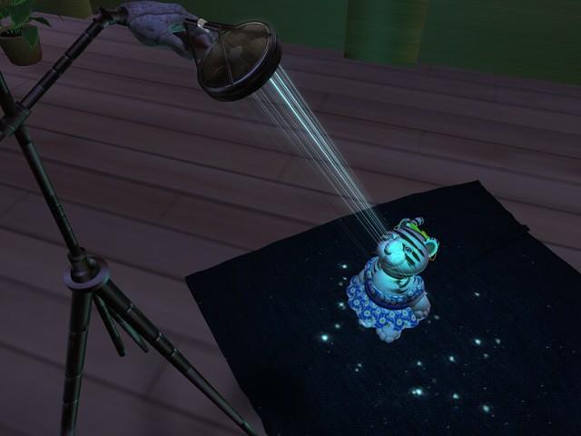 I Takes a Star Bath!