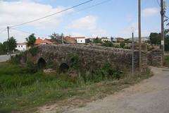 Ponte de Frieira em Macedo do Mato, Bragança