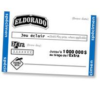 Lotto Eldorado Makine Çıktı Görüntüsü