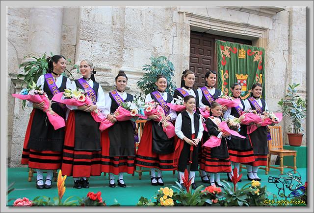 Briviesca en Fiestas 2.015 Proclamación de las Reinas y lectura del Pregón (30)