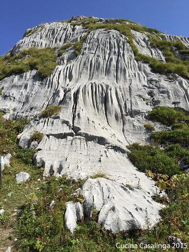 Lech Geoweg Karren Dolinen