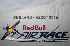 Red Bull Air Race, Ascot UK 2015.