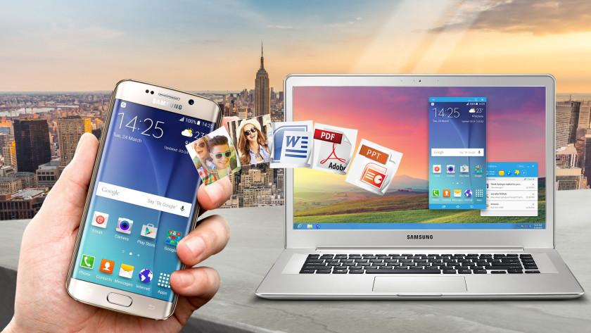 Samsung Galaxy Note 5 Sidesync