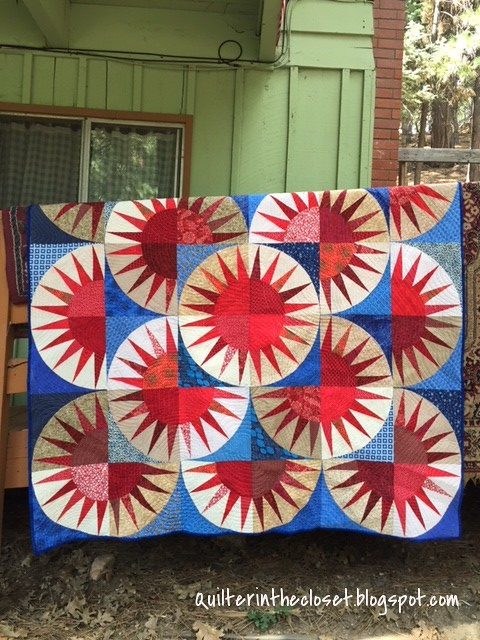 RW&B New York Beauty Quilt