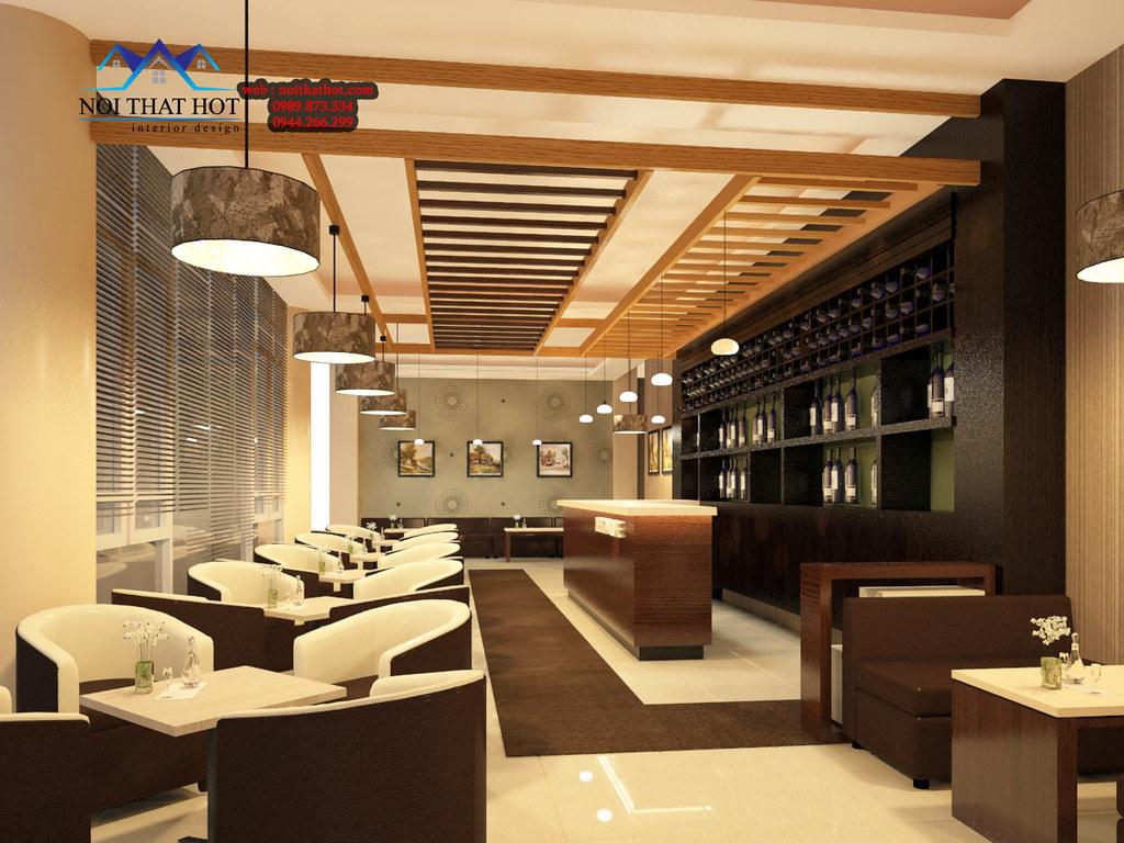 thiết kế cửa hàng cafe chuyên nghiệp