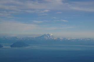 021 Mount Redoubt vulkaan