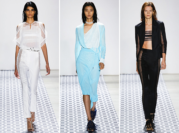 Ohne Titel Spring 2016 NYFW Collection
