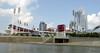 Cincinnati Riverfront and Baseball Stadium by *hajee