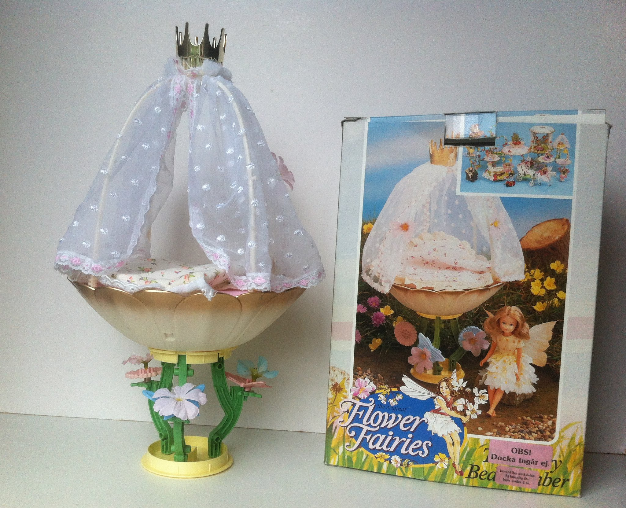 Flower Fairies Fairy Bedchamber