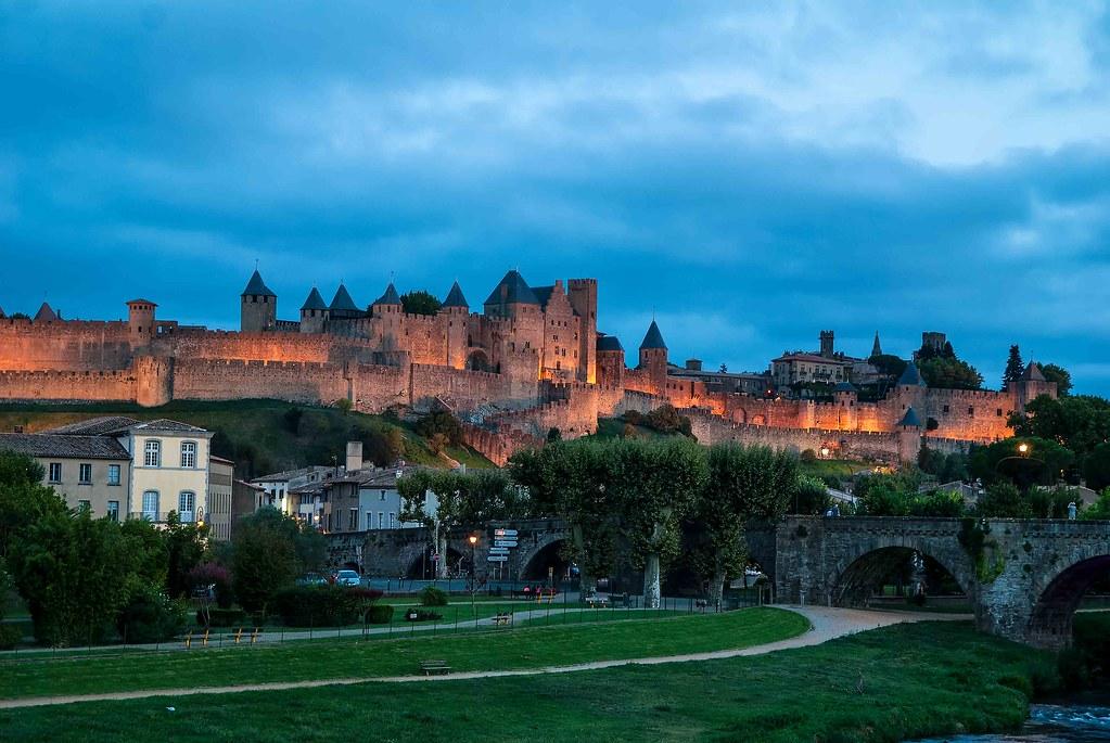 Carcassonne.