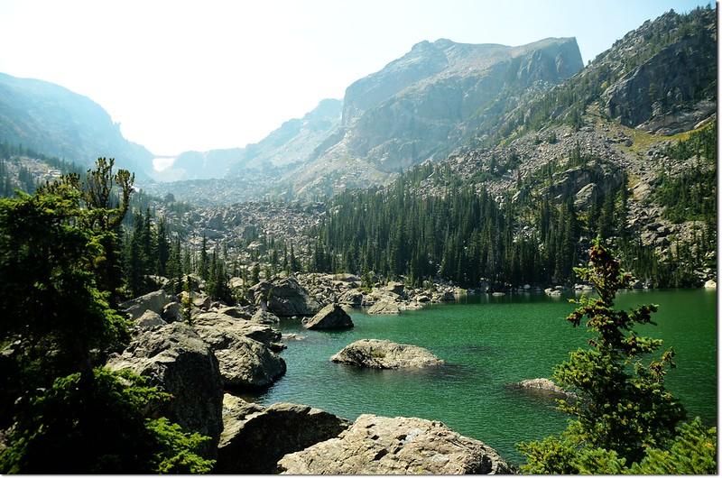 Lake Haiyaha 3