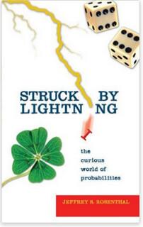 struck by lightening