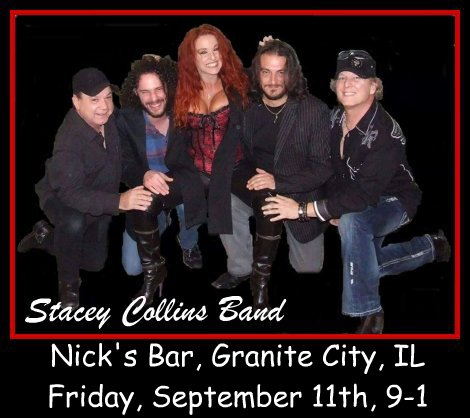 Stacey Collins Band 9-11-15