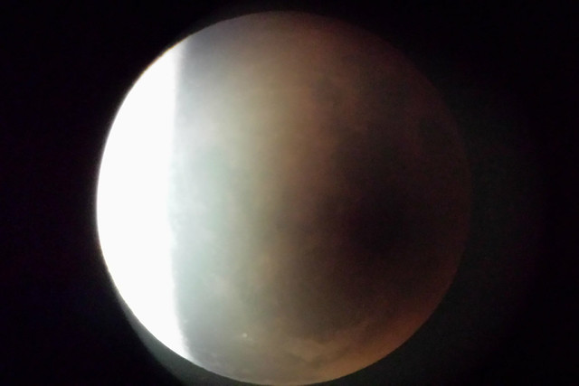 Lunar Eclipse 28th Sept 2015 Astronomy Ireland