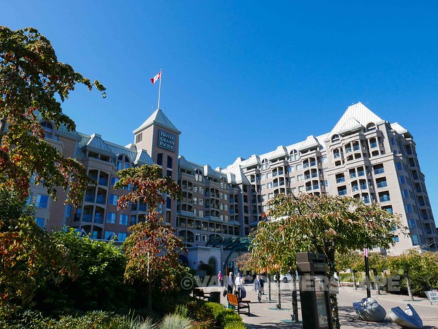 Luxury weekend getaway hotel grand pacific victoria for Pacific grand