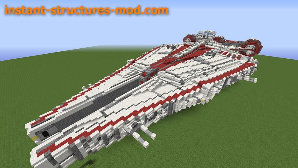 Arquitens Class Light Cruiser Star Wars Primosupert 5 Flickr