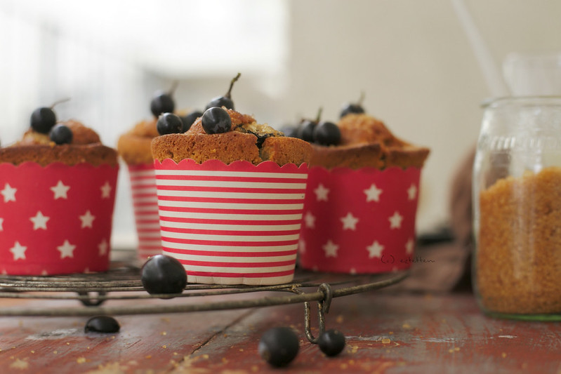 concord grape corn muffins