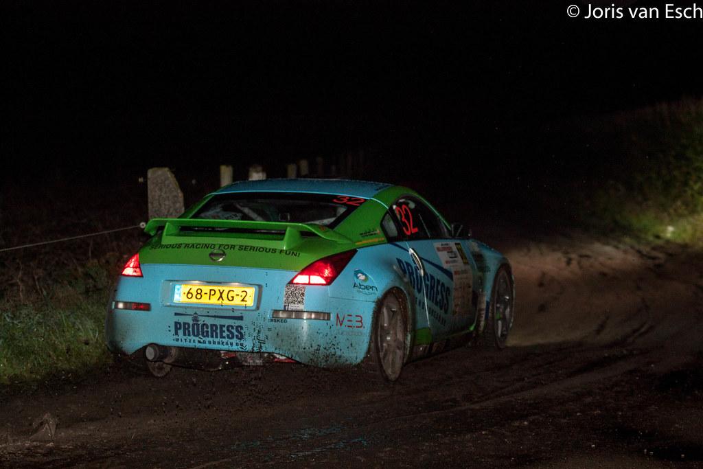 VDZ Racing @ Hellendoorn Rally