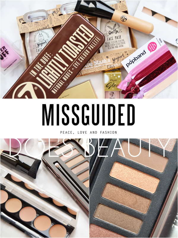 Missguided-beauty-products