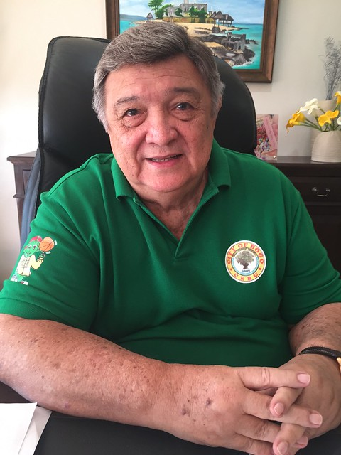 Bogo City Mayor Celestino Espinosa Martinez Jr