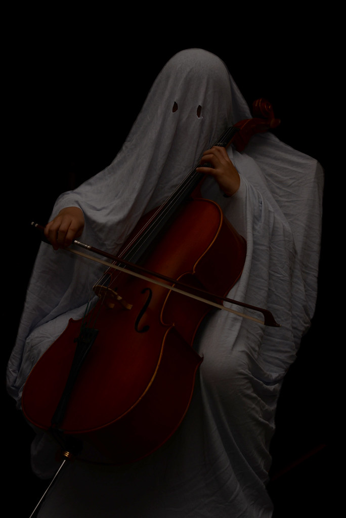 Cello ghost