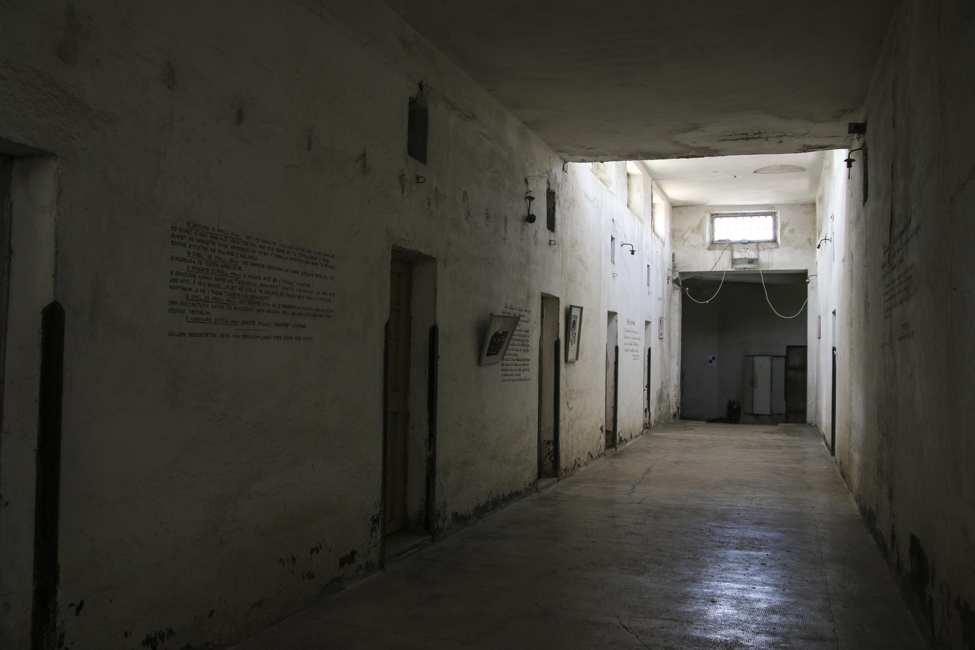 gjirokastra prison museum