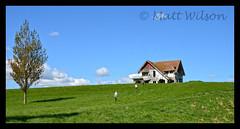 house by Stonehenge Aotearoa
