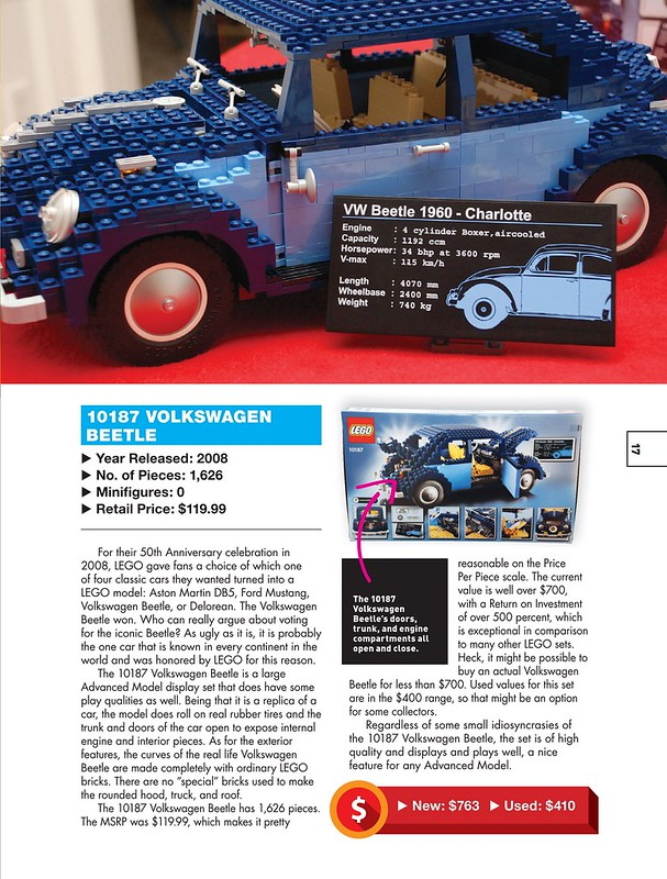 The Ultimate Guide to Collectable LEGO sets | Brickset: LEGO set ...