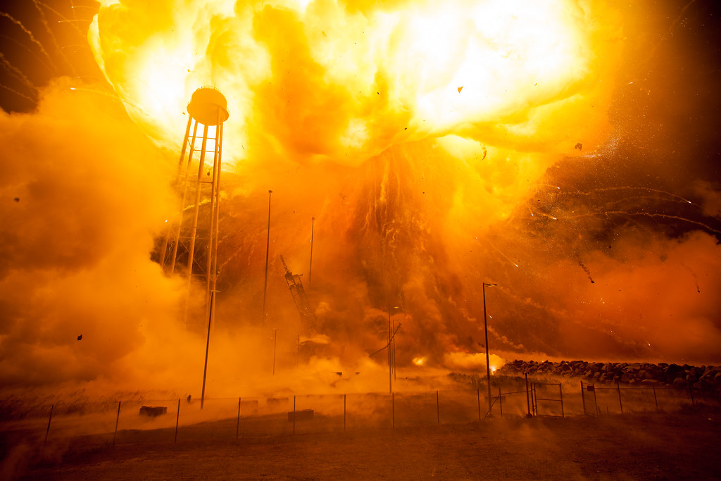 Orbital ATK Antares Launch (201410280038HQ)