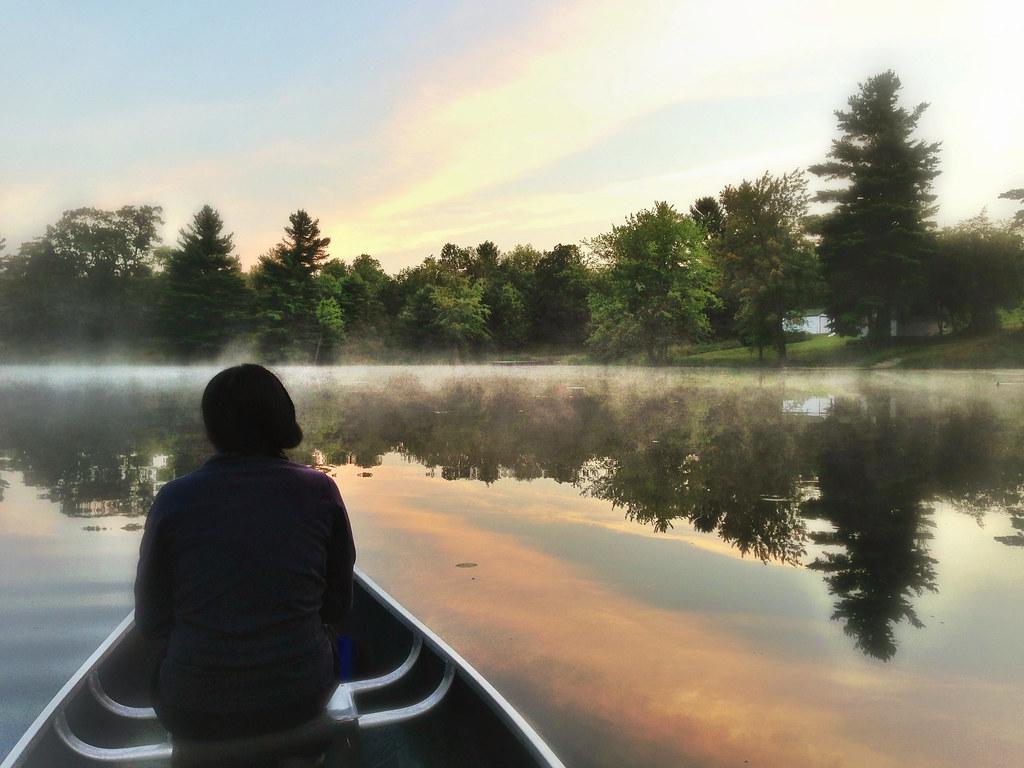 Misty Paddle