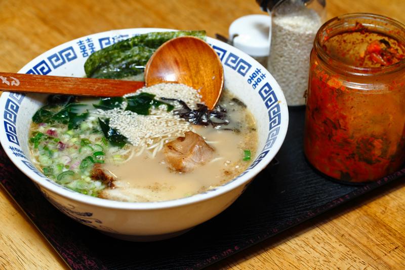 tenka daiichi-Pork-Soup-Ramen