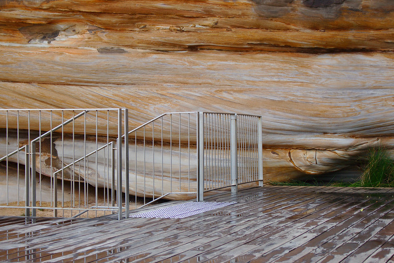 Beach steps, Tamarama