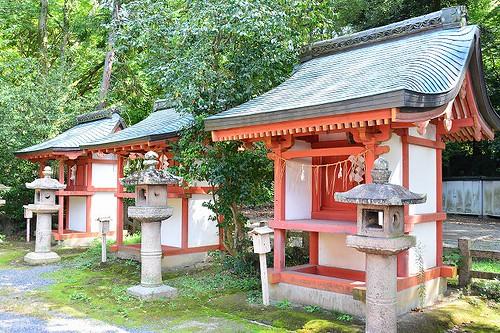 宇治神社の摂末社