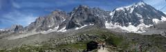 Macizo de la Aiguille du Midi Chamonix Francia