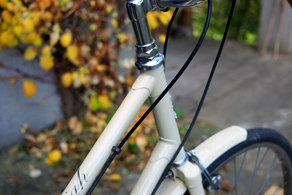 Refurbished Raleigh Colette