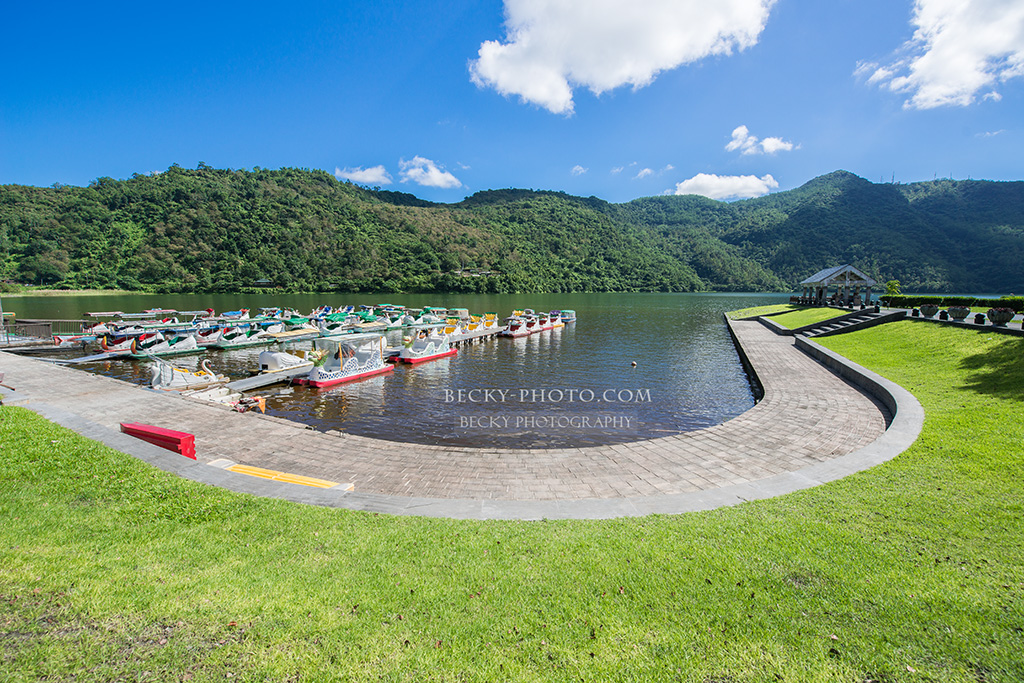 2015.Nov Liyu Lake @Hualien 花蓮鯉魚潭