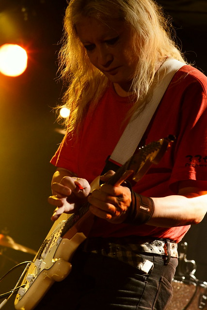 MARO of Bubble No.7 live at Outbreak, Tokyo, 03 Dec 2015. 038